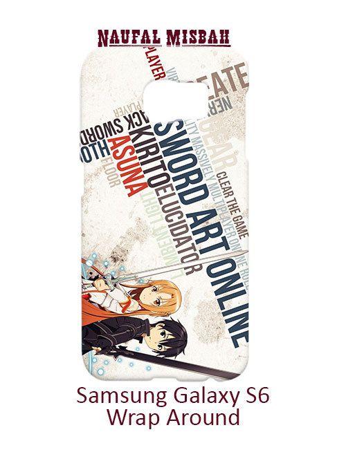Sword Art Online SAO Samsung Galaxy S6 Case Cover