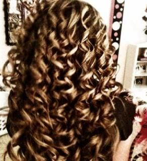 Ringlet Curls - Hairstyles How To