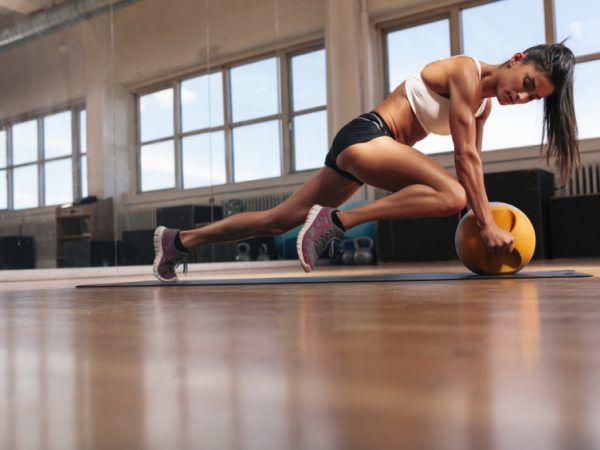 circuit stamina training