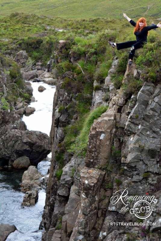 Enchanting Fairy Pools on the Isle of Skye, Scotland