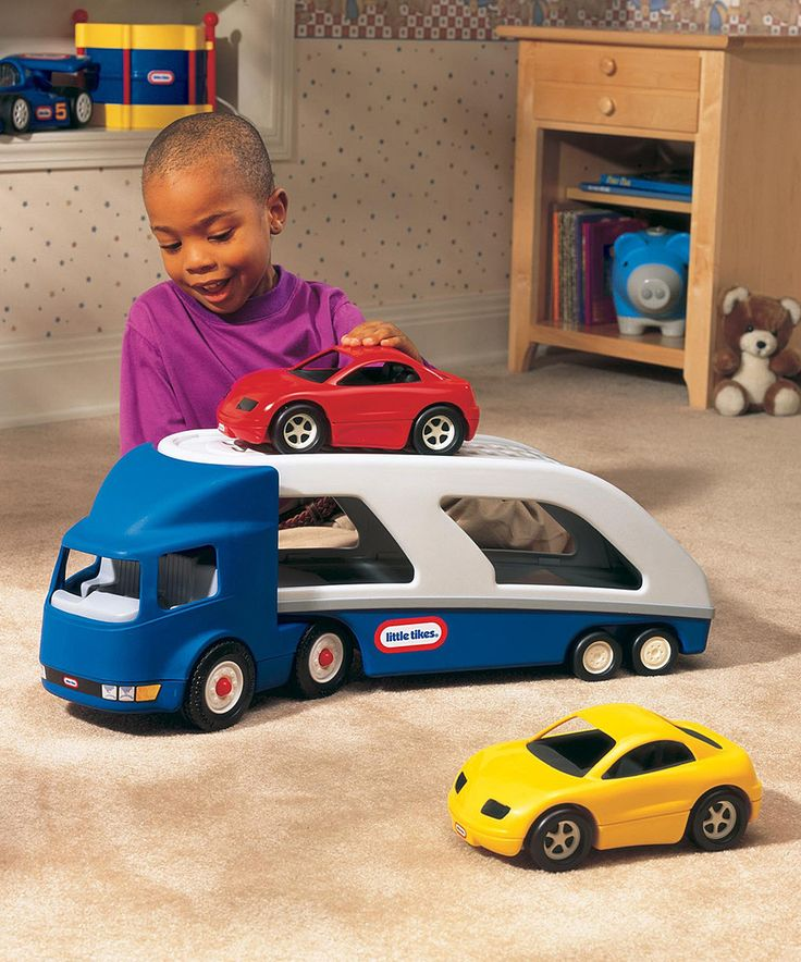 Another great find on #zulily! Little Tikes Big Car Carrier Set by Little Tikes #zulilyfinds
