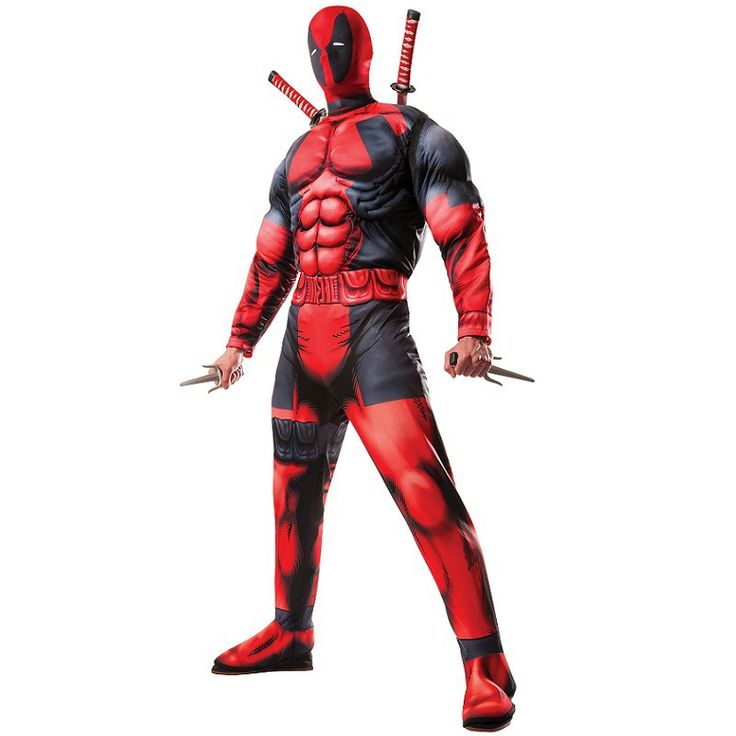 Déguisement Deadpool - Adulte Marvel® LIcence