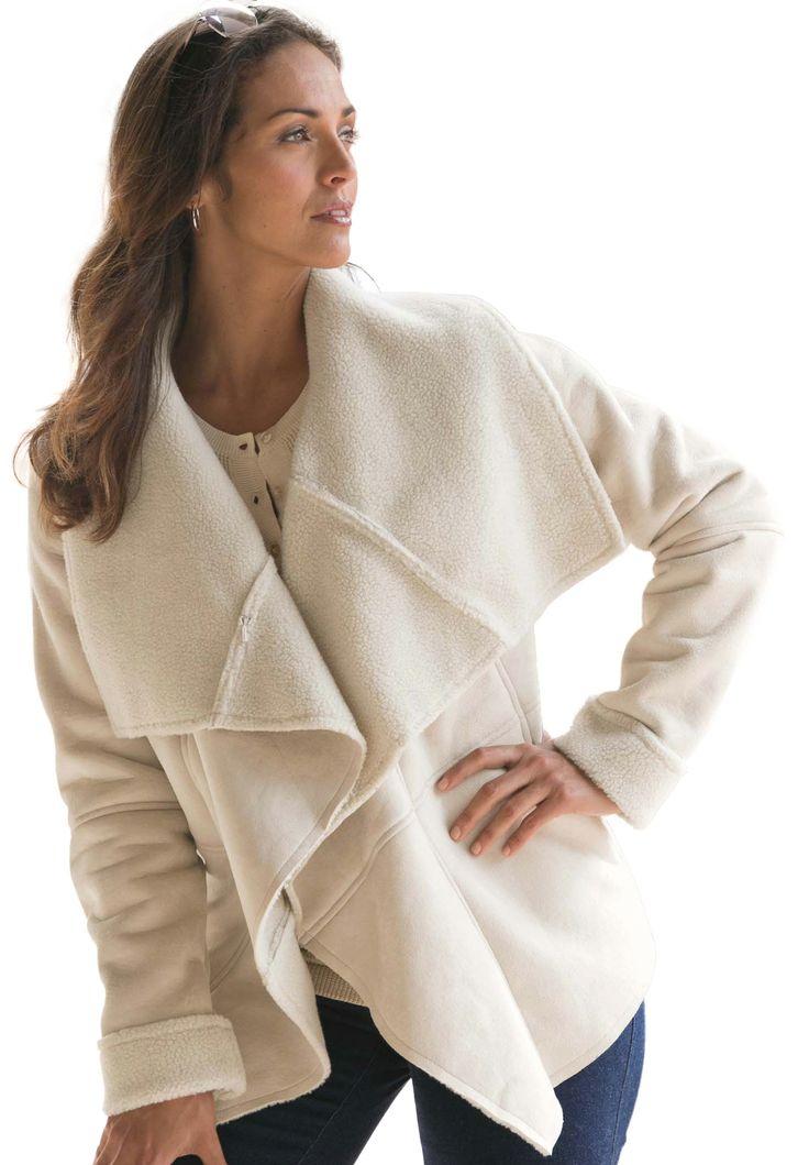 165 best Coats images on Pinterest | Plus size coats, Wool blend ...