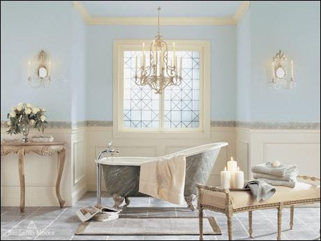 10 best images about serene bathroom colour schemes on for Serene bathroom ideas