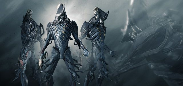 Warframe by Digital Extremes