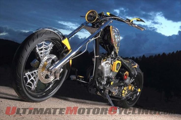 I love this antivenom bike Paul jr built