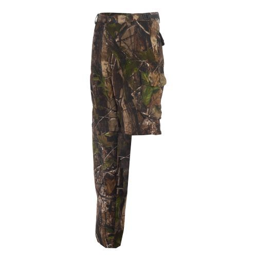 The Game Winner® Men's Dura Cool™ Realtree APG™ Zip-Off Pant features zip-off legs and a 3M ScotchGard Protector™ coating.