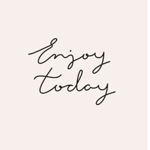 Morning!!! Start the day