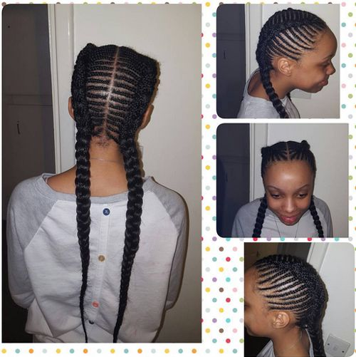 17 Best images about African American teenage hairstyles on Pinterest ...