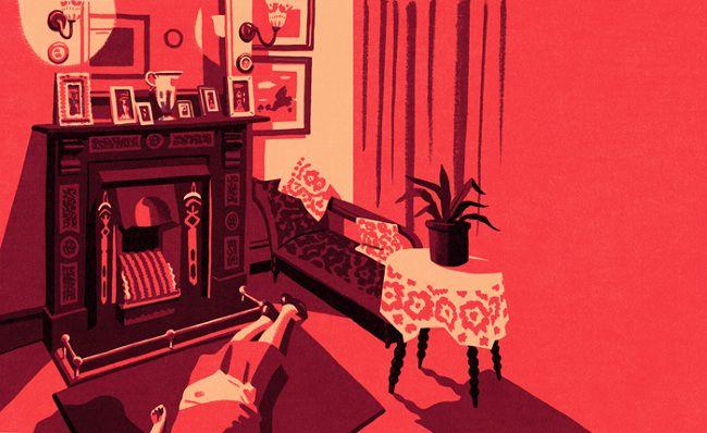 Editorial Illustration - Bill Bragg Illustration