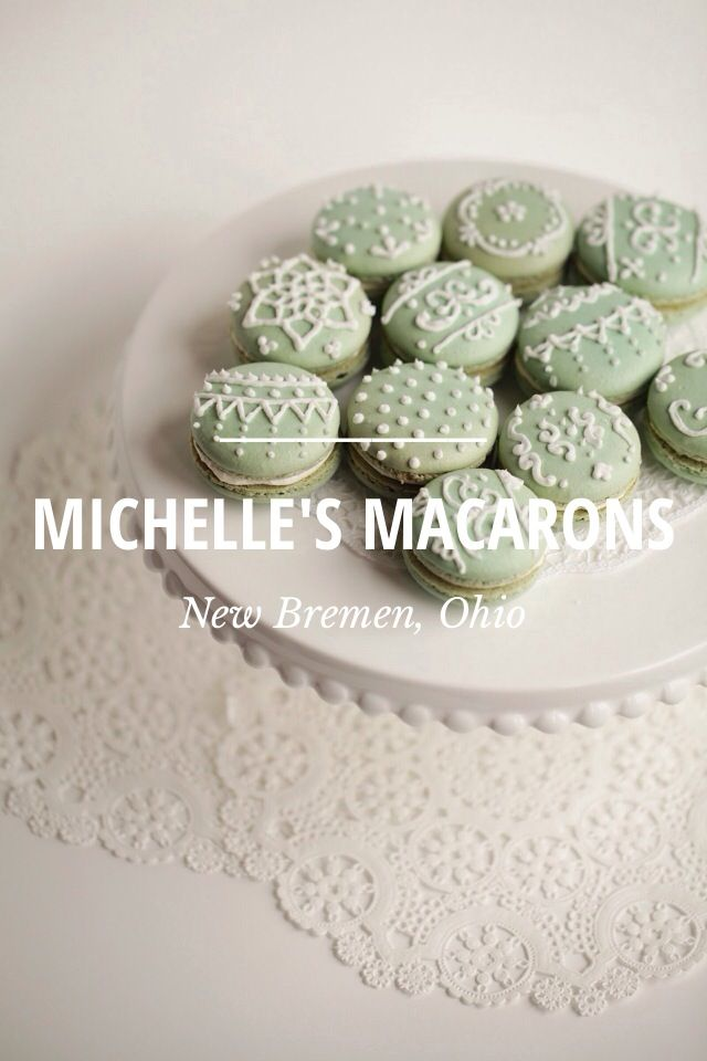Best 25 macarons online ideas on pinterest macaron cookies michelles macarons new bremen ohio order macaronsmacarons onlineemail urmus