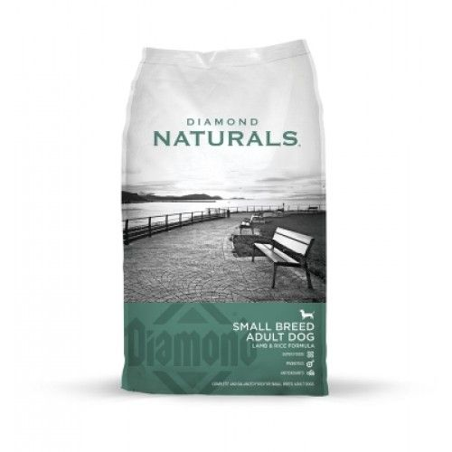 Diamond Naturals Dog Small Breed Lamb-Rice (different sizes available)