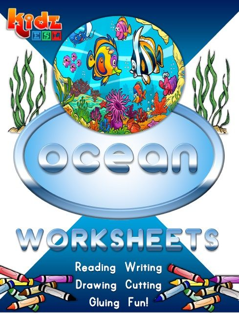 The 11 best Ocean Fun Activities and Worksheets images on Pinterest ...