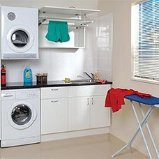BUNNINGS  D.I.Y. Laundry