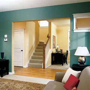 Paint Colors for Living Room | How To Choose the Right Colors for Your Rooms | Painting | Painting ...