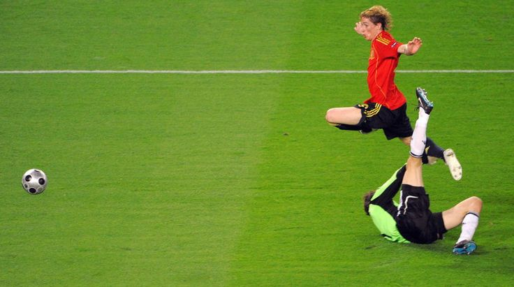 Fernando Torres - UEFA Euro 2008 Final: Germany vs. Spain
