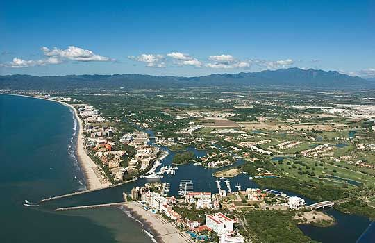 Neuvo Vallarta, Mexico. This is where I'll be  very soon!!!