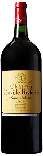 2003 Leoville Poyferre, Bordeaux 1.5 L ** Check out this great product.