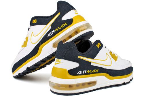 Nike Air Max Wright  White Yellow