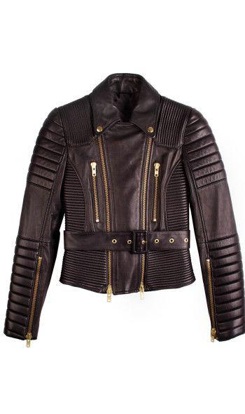 KATIE EARY LEATHER JACKET