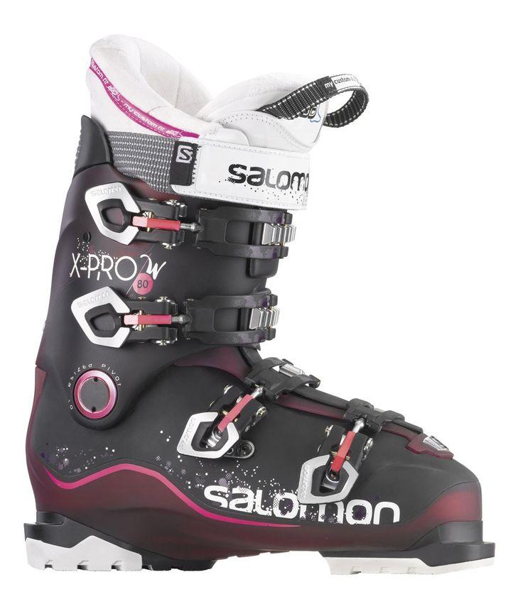 Salomon X Pro 80 Women Purpel / Black