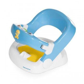 Asiento de baño Piolin Azul de Innovaciones MS