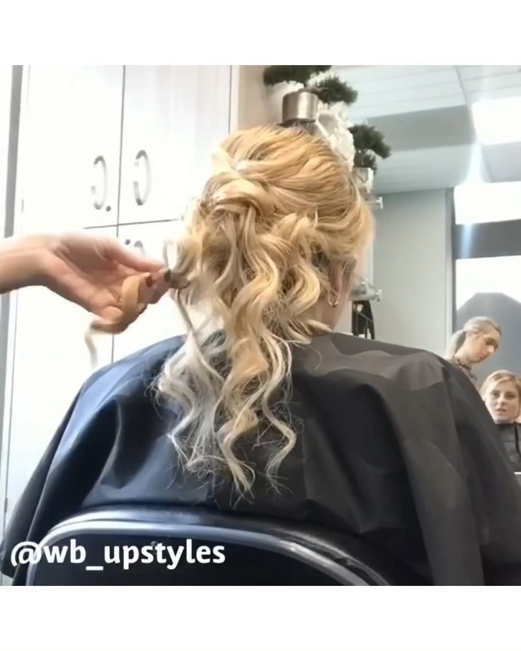 Gorgeous hair video