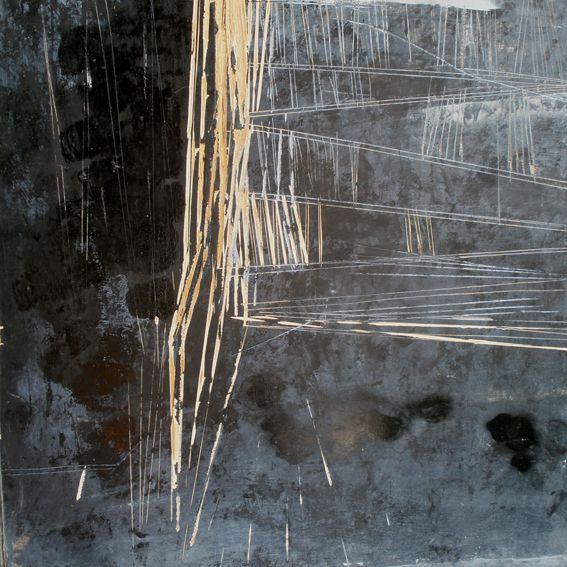 Oil on Wood, 2010 ©Ken Denning.