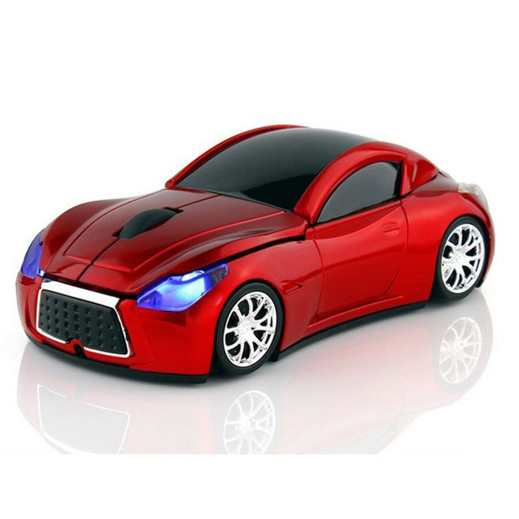 Computer Mouse Infiniti Sports Car Wireless Mouse 1600 DPI Optical Gaming Mice for Mac PC Laptop //Price: $14.90      #FirstDayOfSummer