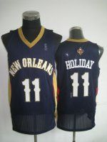 New Orleans Pelicans #11 Jrue Holiday Jersey