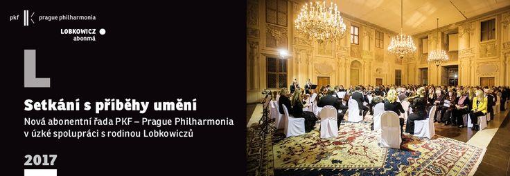 PKF - LOBKOWICZ abonmá 2017 - PKF - Prague Philharmonia