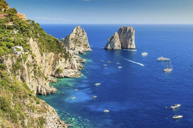 Il Viaggiatore Magazine - Capri, Napoli