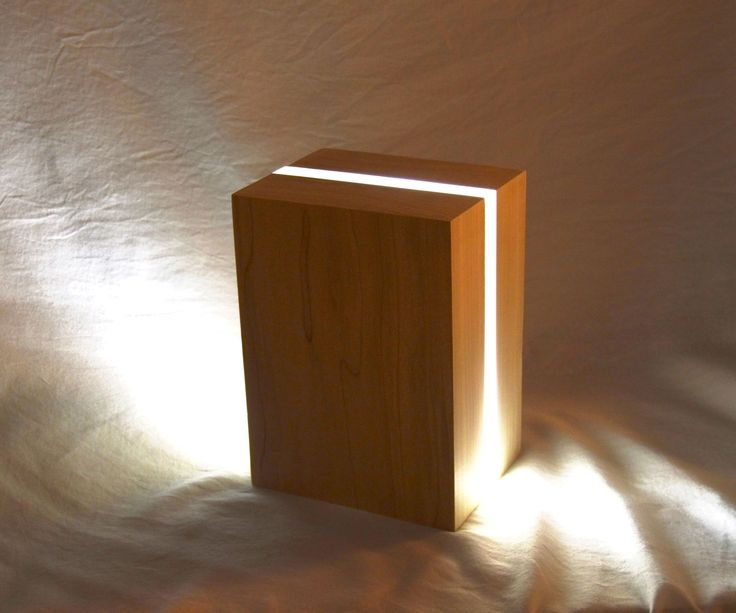 For this project I will be making a modern bedside lamp, it is my homage to Brutalist architecture with extreme minimalism and harsh lines.The idea of this lamp is to create an ambient atmospheric light. It uses 0.2w and can be run continuously for around 6 years. The difference between this light and other DIY lights is the ability to change the LEDs. You can use any usb powered light that is small enough to fit, such as the ones shown in this build. Some like the Soshine 6 led keychain…