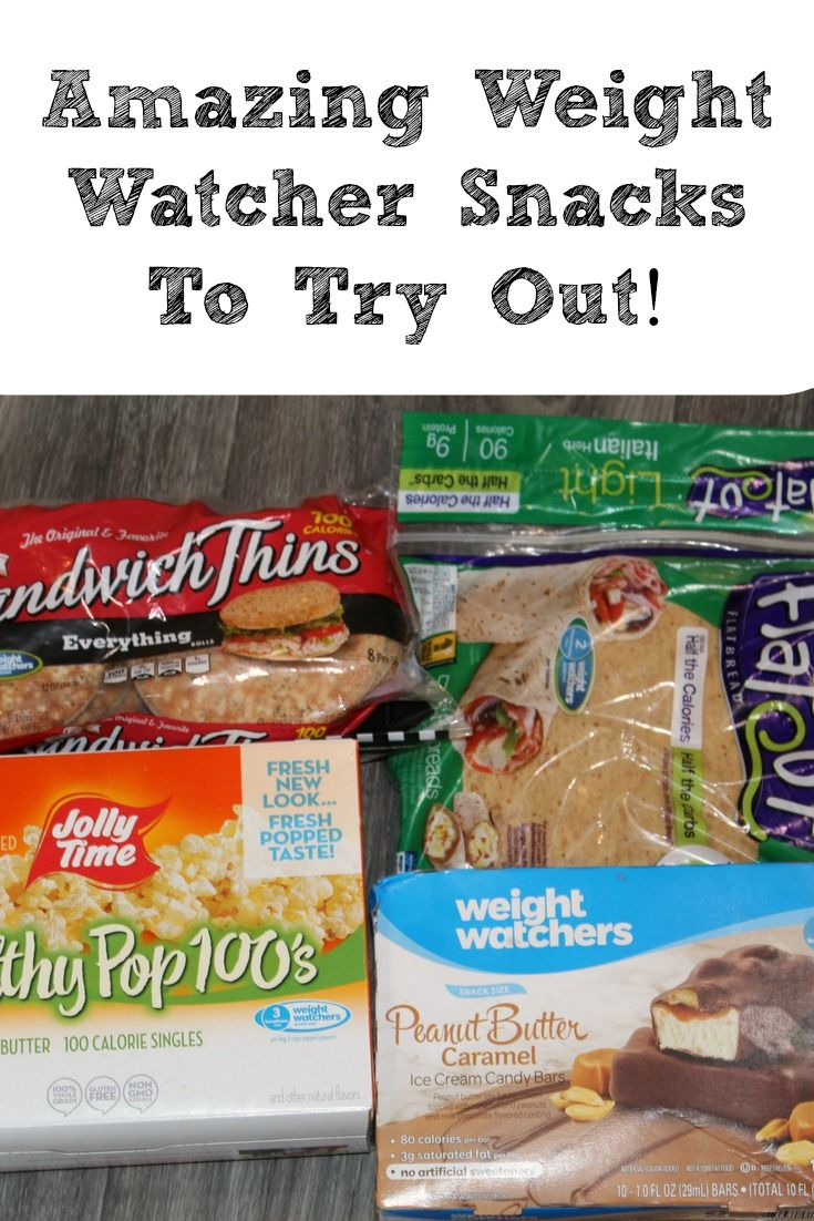 Amazing Weight Watchers Snacks to Try out!