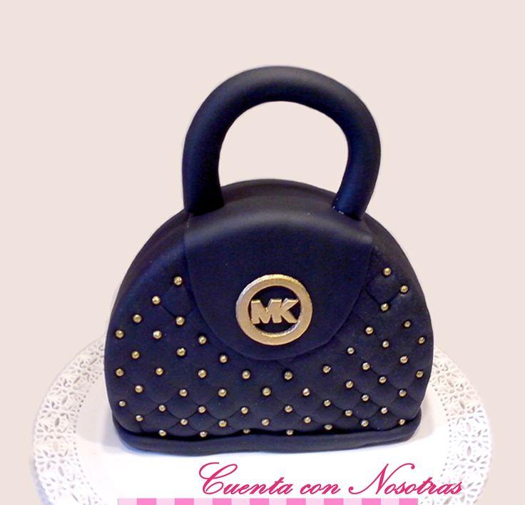 Torta cartera MK Purse Cake