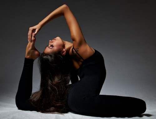 Гибкость тела, залог здоровья