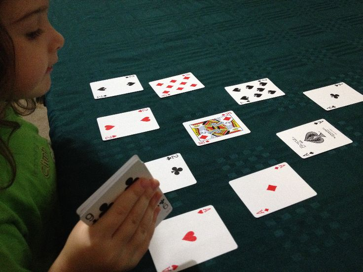 How to play Cricket, a card game for two players