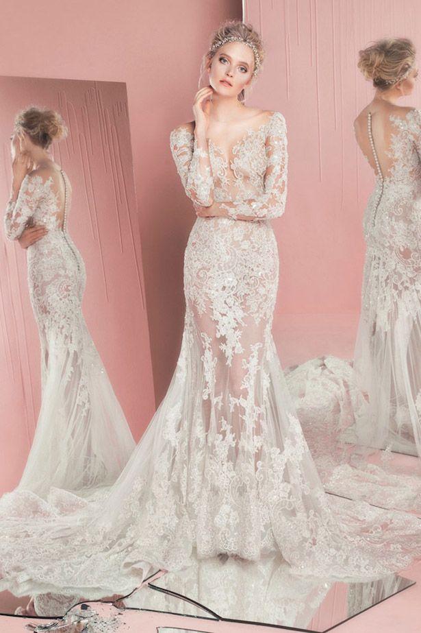 179 best Zuhair Murad 2015 / 2016 / 2017 Bridal images on Pinterest ...