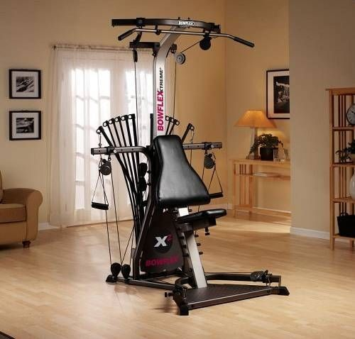 Work Out Routines for a Bowflex