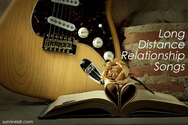 long distance relationship guitar songs