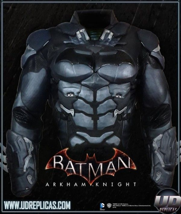 UD Replicas To Debut The New Batman: Arkham Knight Motorcycle Suit At SDCC