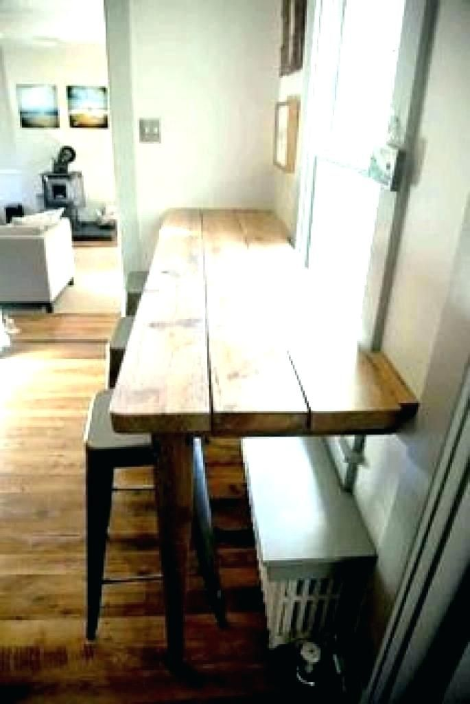 Image Result For Wall Mounted Breakfast Bar Table Kitchen Bar