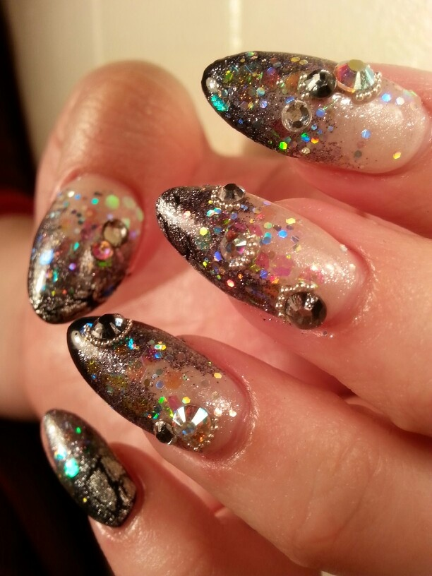 89 best Nail Art by BSims images on Pinterest | Nail artist, Top ...