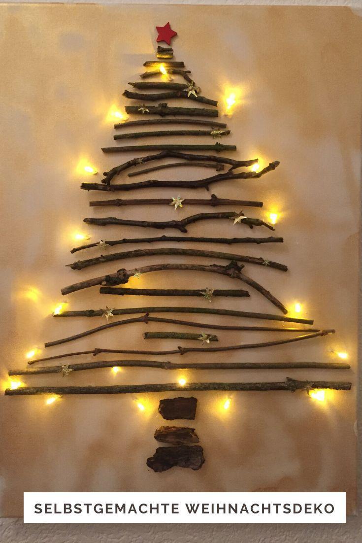 Weihnachts Leinwand Mit Lichterkette Selber Machen Weihnachts Leinwand Leinwand Selber Machen Lichterkette Selber Machen