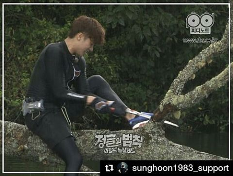 22 個讚,1 則留言 - Instagram 上的 Debbie Moh(@debbie_moh):「 #Repost @sunghoon1983_support ・・・ [ 6/9 ] #SUNGHOON OFFICIAL PHOTO from #SBS  Thank you <Jungle's… 」