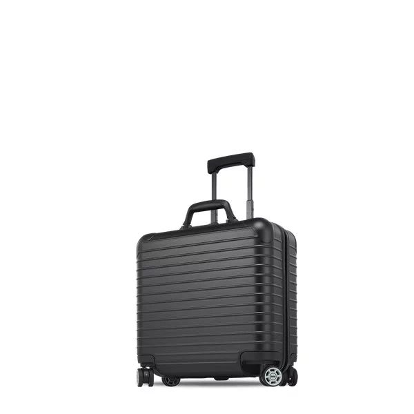 RIMOWA | Salsa Business Multiwheel® 27.0L mattblack carry on luggage