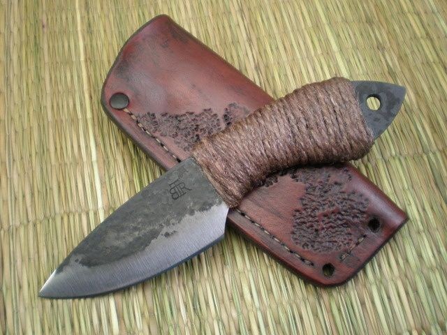 Tribal knife  By Ben Tendick
