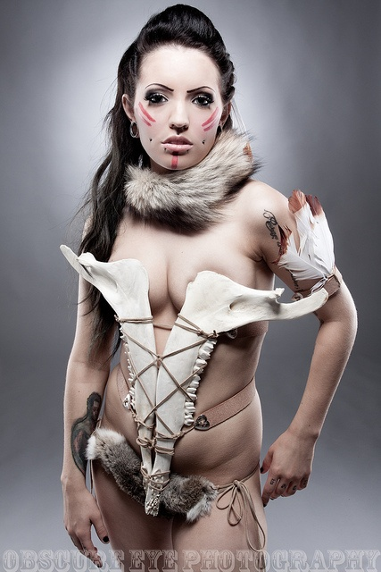 Apocalypse High Fashion by Obscure Eye Photography, via Flickr