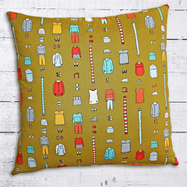 Mini mods cushion cover