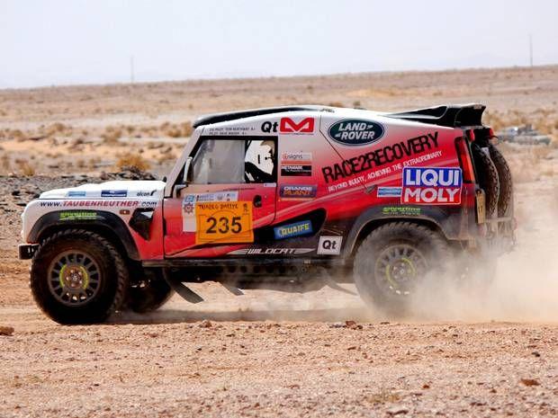 Car Desert Race